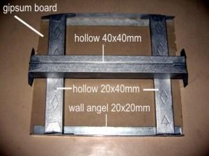 contoh-aplikasi-rangka-plafon-dengan-pipa-kotak-besi-hollow-galvalum-diamond-atau-besi-hollow-galvanis-dengan-gipsum-dan-wall-angel-Bp. Lukman 081.703.103.495